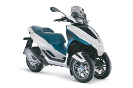 PIAGGIO SCOOTER 300 CM3 3 ROUES